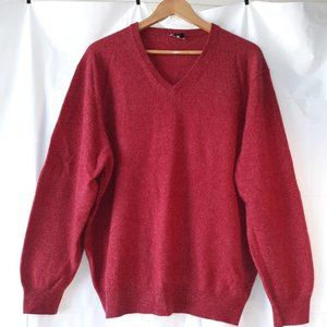 JOS A BANK Joseph MENS soft CASHMERE Sweater XL